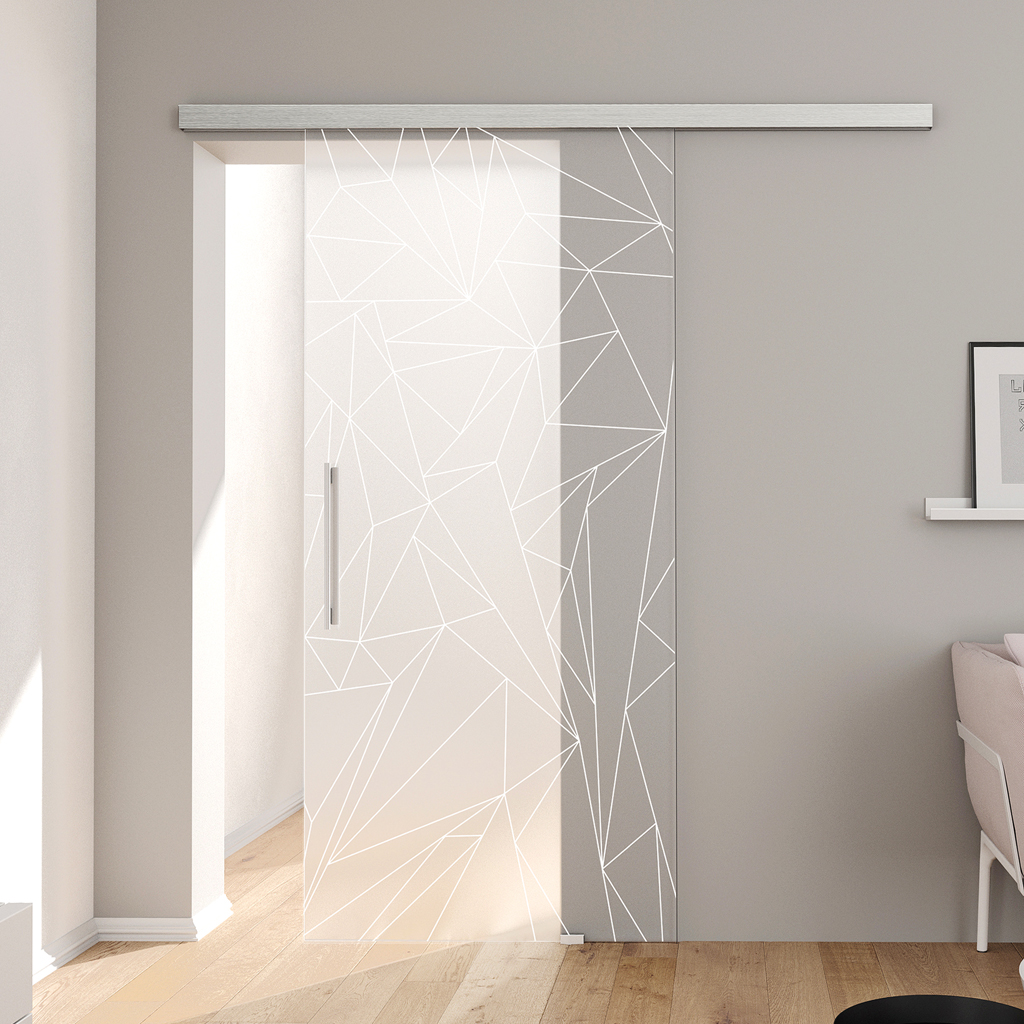 Modern Line 50, wall mounting